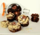 s'mores molten chocolate lava cookies (secretly glutenfree)